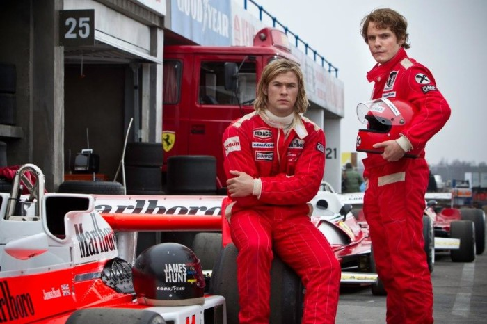 Canon EOS C300 used to capture thrilling action of new Ron Howard F1 movie RUSH